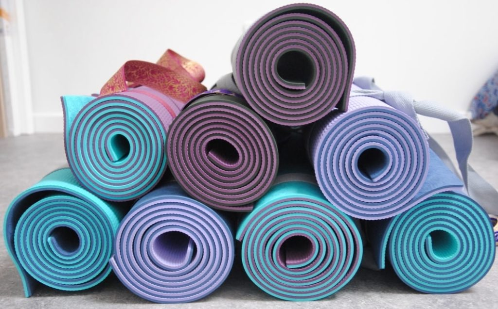 tapis de yoga Yogom fabrication