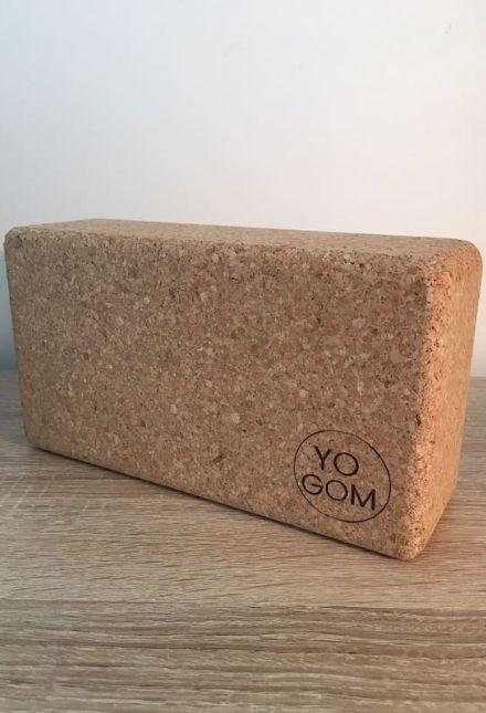 Brique en liège Yogom vendue à l'unité