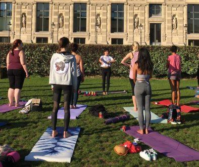 Tapis de yoga Yogom
