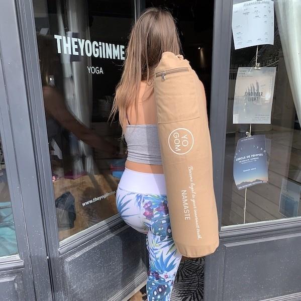 sac porte tapis de yoga