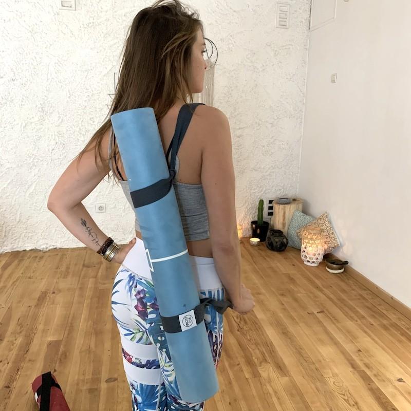 tapis de yoga anti-dérapant