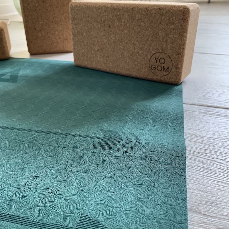 Tapis de yoga Yomad Satnam (option bodyine)