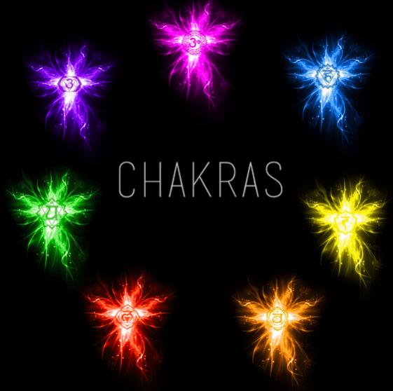 lithothérapie et yoga chakras