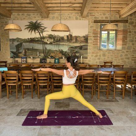 Tapis de yoga Performance Totem