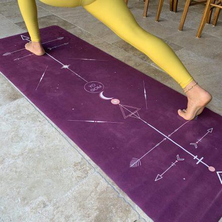 gamme performance tapis d eyoga anti-dérapant pour pratique intense bodyline