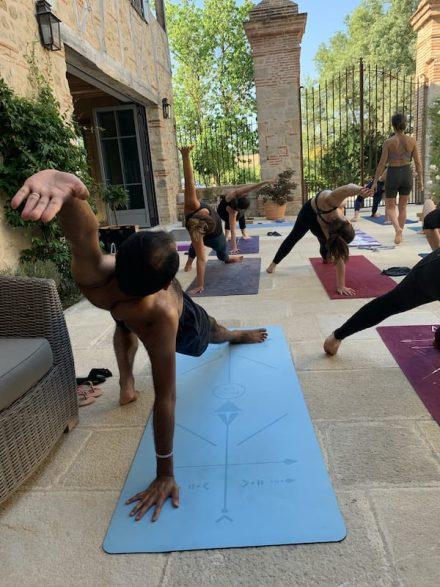 tapis de yoga pro ultra anti-dérapant
