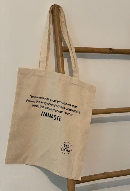 Tote Bag Mantra