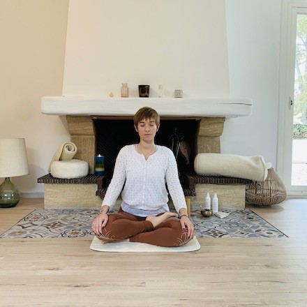 tapis méditation kundalini yoga yogom