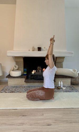 Tapis de yoga Naturel