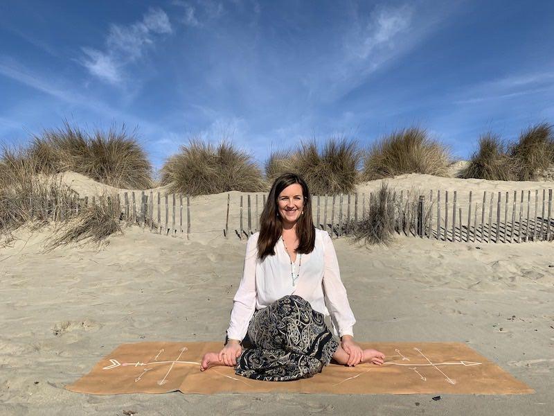 Tapis de yoga antidérapant et écologiques Yogom