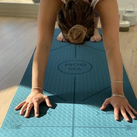 tapis yomad reversible yogom