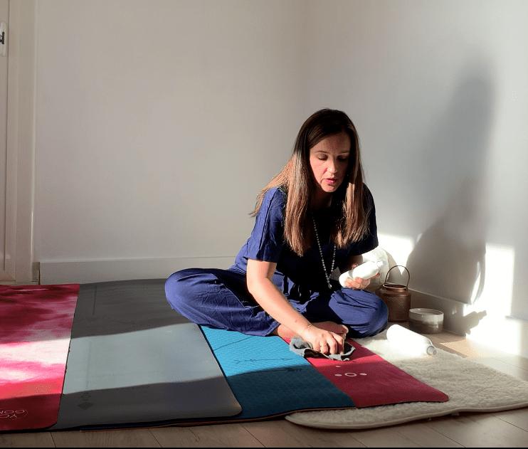 Comment nettoyer son Tapis de Yoga Yogom