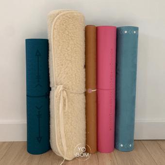 tapis de Yoga Yogom antidérapant Yogom