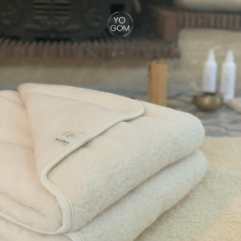 couverture yin yoga relaxation