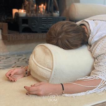bolster yogom douceur yoga doux