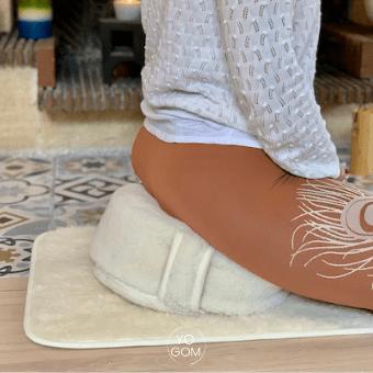 zafu coussin meditation yin yogom