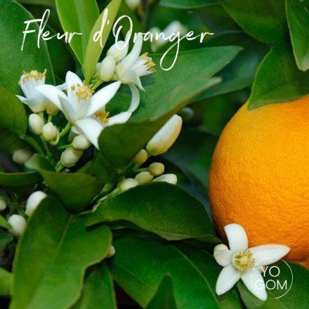 Spray nettoyant tapis de yoga senteur Fleur d'Oranger