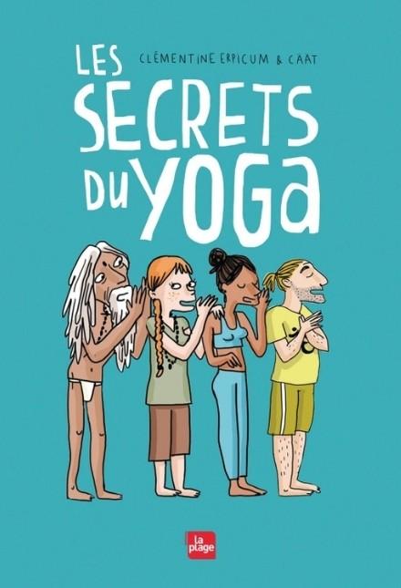 Livre de yoga : les secrets du yoga
