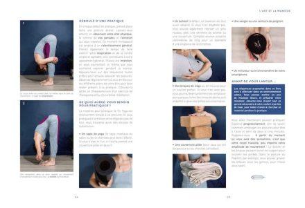 Livre yin yoga - extrait débuter