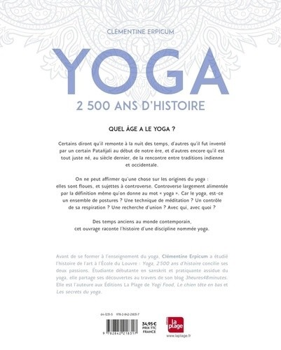 Yoga : 2500 ans d'histoires