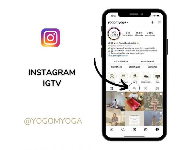 Vidéos de yoga en ligne